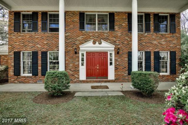 5800 Oak Grove Street, Lorton, VA 22079 (#FX9919682) :: LoCoMusings