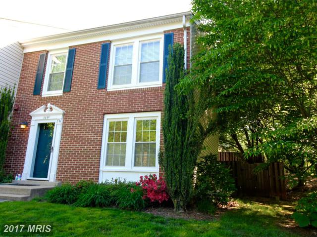 3891 Mohr Oak Court, Fairfax, VA 22033 (#FX9942457) :: Pearson Smith Realty