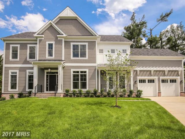 1909 Sawyer Place, Mclean, VA 22101 (#FX9945749) :: LoCoMusings