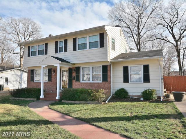 6437 Burwell Street, Springfield, VA 22150 (#FX9966522) :: Pearson Smith Realty