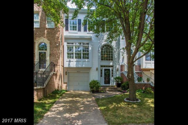 6605 Dunwich Way, Alexandria, VA 22315 (#FX9973671) :: Browning Homes Group