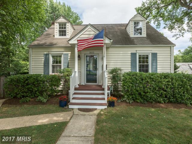 2833 Winchester Way, Falls Church, VA 22042 (#FX9990198) :: Pearson Smith Realty