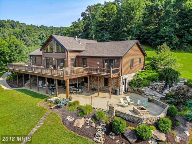 8472 Friendsville Road, Friendsville, MD 21531 (#GA10322630) :: Maryland Residential Team
