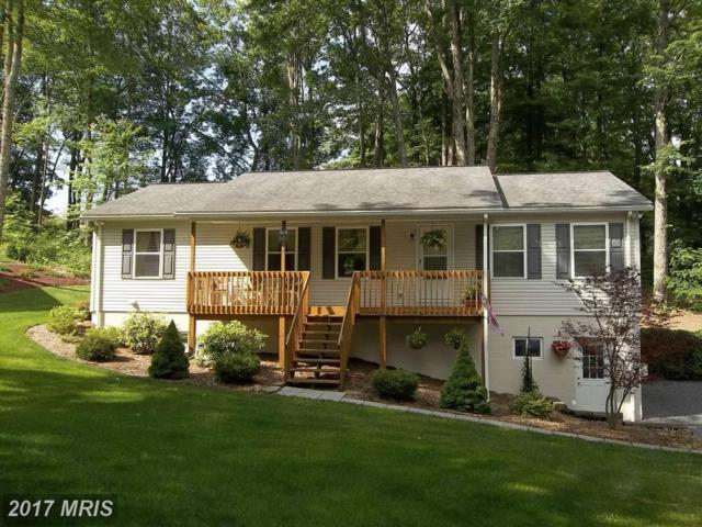 598 Pin Oak Circle, Mountain Lake Park, MD 21550 (#GA9950954) :: LoCoMusings