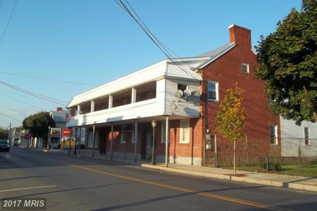127 North Main Street N, Moorefield, WV 26836 (#HD8196562) :: LoCoMusings