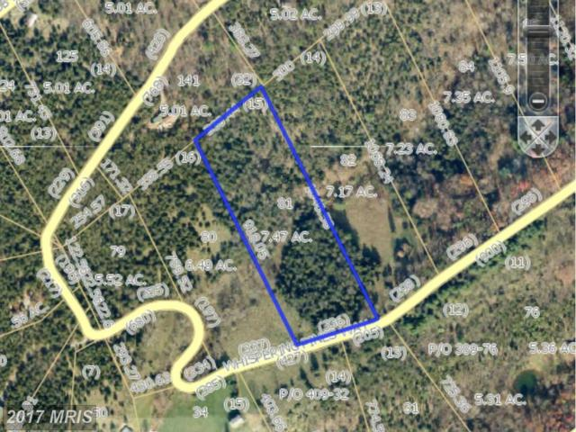 LOT 15 Whispering Pines, Lost River, WV 26810 (#HD9927462) :: LoCoMusings