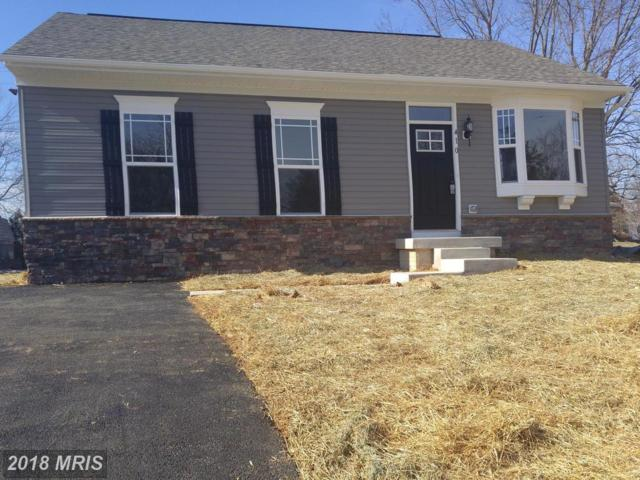 418 Dorsey Avenue, Aberdeen, MD 21001 (#HR10012977) :: Pearson Smith Realty