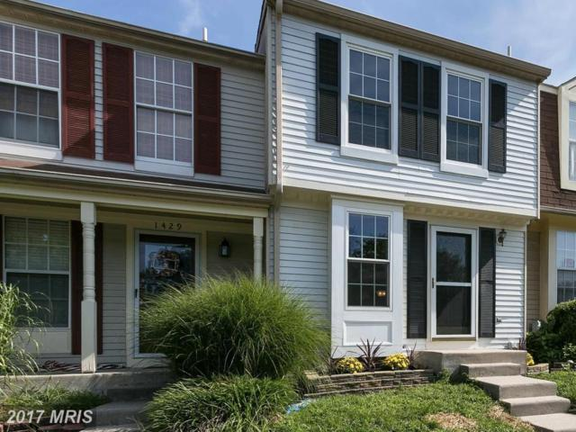 1427 Tarragon Court, Belcamp, MD 21017 (#HR10021154) :: Pearson Smith Realty