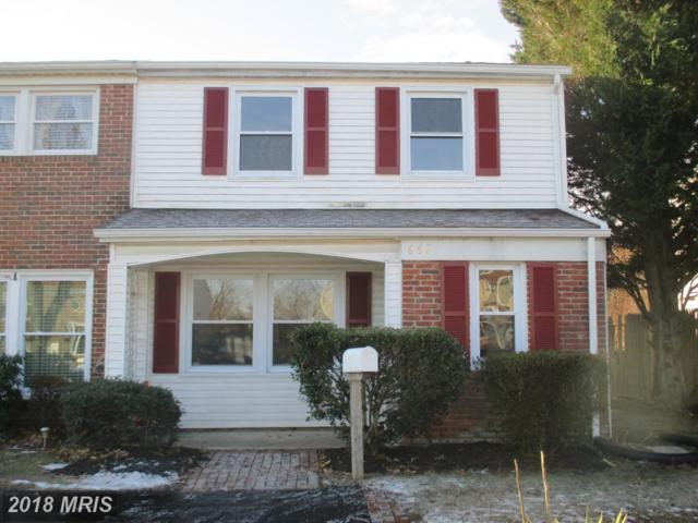 662 Shore Drive, Joppa, MD 21085 (#HR10131596) :: The Bob & Ronna Group