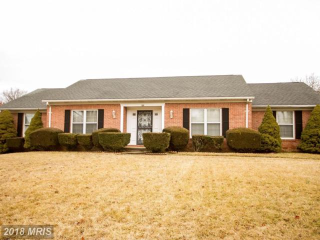 609 Rowe Drive, Aberdeen, MD 21001 (#HR10156690) :: Advance Realty Bel Air, Inc