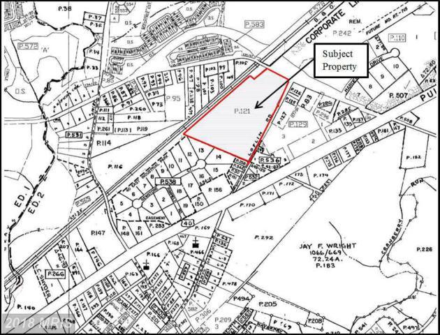 1300 BLOCK OF LOFLIN ROAD, Aberdeen, MD 21001 (#HR10264410) :: Labrador Real Estate Team