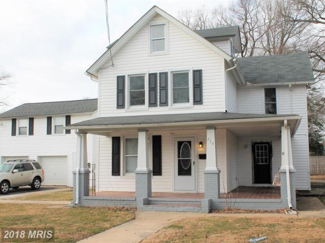 214 Parke Street, Aberdeen, MD 21001 (#HR10288580) :: The Maryland Group of Long & Foster