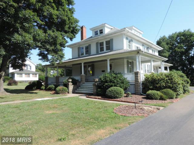 477 W Bel Air Avenue, Aberdeen, MD 21001 (#HR10299549) :: The Maryland Group of Long & Foster