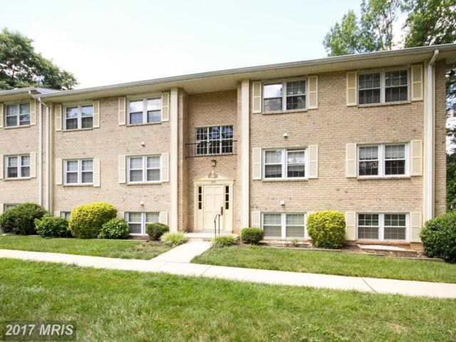 209 Crocker Drive F, Bel Air, MD 21014 (#HR9980700) :: LoCoMusings