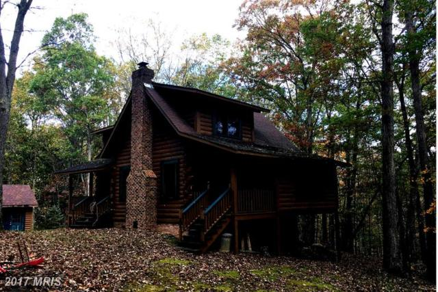 1305 Whispering Pines Road, Paw Paw, WV 25434 (#HS9797680) :: LoCoMusings