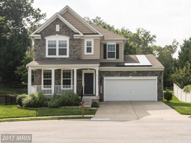 6227 Summer Haven Lane, Hanover, MD 21076 (#HW10034638) :: Pearson Smith Realty