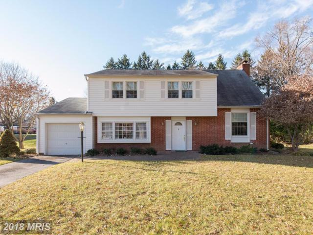 3026 Greenway Drive, Ellicott City, MD 21042 (#HW10112608) :: Pearson Smith Realty