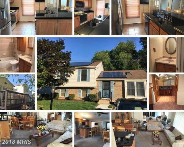 8716 Clemente Court, Jessup, MD 20794 (#HW10216172) :: CR of Maryland