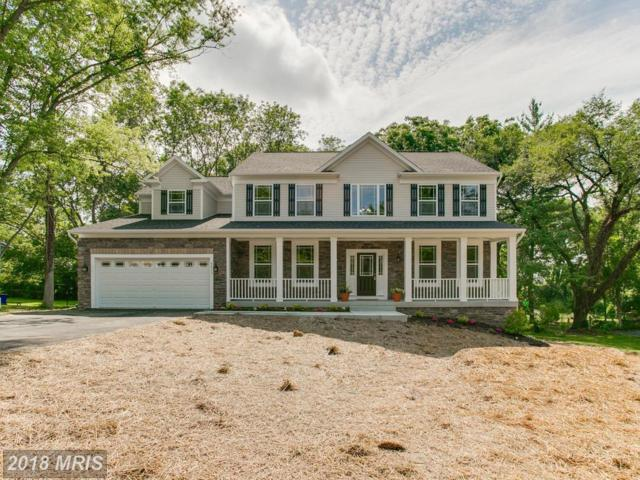 PARCEL 564 Montgomery Road, Ellicott City, MD 21043 (#HW9801648) :: Pearson Smith Realty