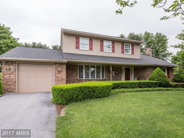 16453 Old Frederick Road, Mount Airy, MD 21771 (#HW9958297) :: LoCoMusings