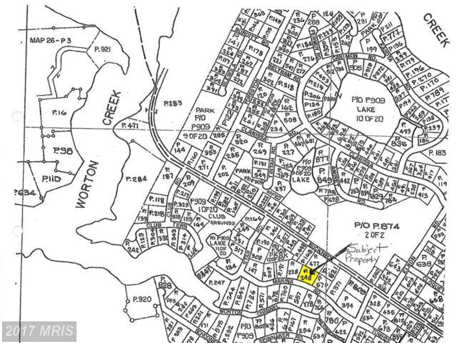 Marina Road, Chestertown, MD 21620 (#KE9851761) :: LoCoMusings