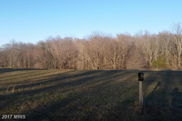Lot 1-A Fitzhugh Lane, King George, VA 22485 (#KG9600682) :: Pearson Smith Realty