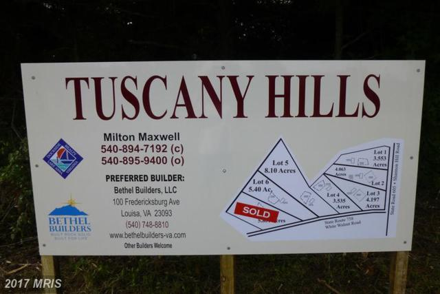 Shannon Hill Road, Mineral, VA 23117 (#LA9744968) :: LoCoMusings