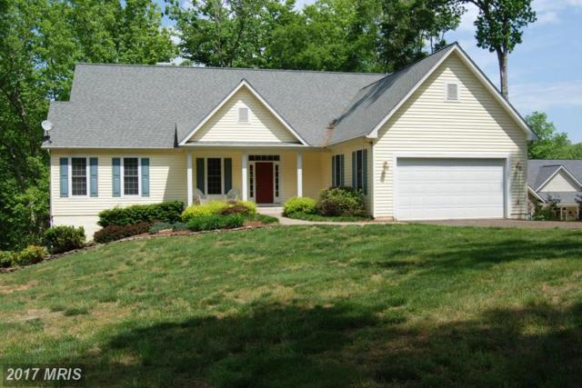 153 Maple Springs Court, Mineral, VA 23117 (#LA9844474) :: LoCoMusings