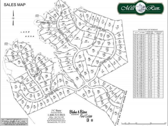LOT #8 Old House Road, Bumpass, VA 23024 (#LA9926189) :: Advance Realty Bel Air, Inc