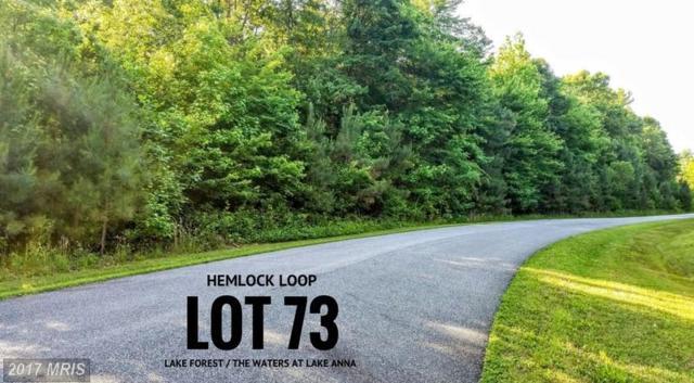73 Hemlock Loop, Mineral, VA 23117 (#LA9968584) :: Pearson Smith Realty