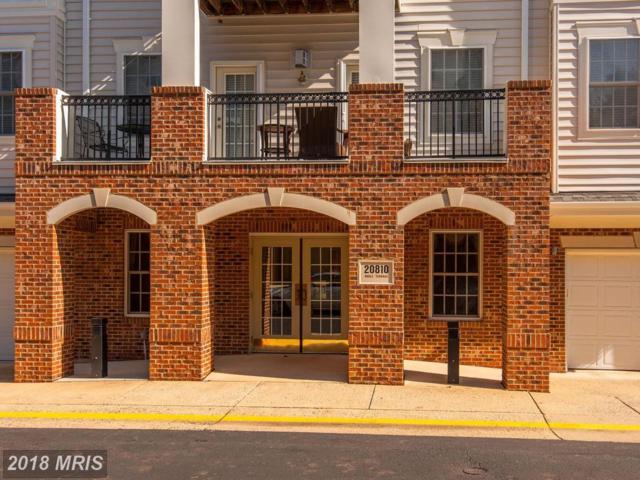 20810 Noble Terrace #103, Sterling, VA 20165 (#LO10091689) :: Provident Real Estate