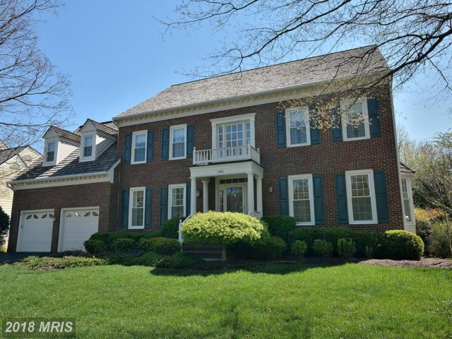 1446 Hague Drive SW, Leesburg, VA 20175 (#LO10151125) :: Advance Realty Bel Air, Inc