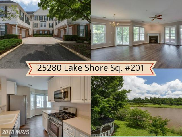 25280 Lake Shore Square #201, Chantilly, VA 20152 (#LO10269273) :: RE/MAX Gateway