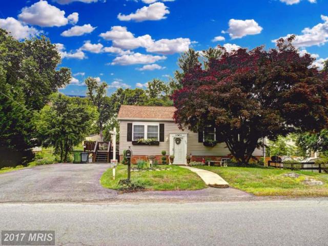 903 Blue Ridge Avenue, Middleburg, VA 20117 (#LO9885461) :: Pearson Smith Realty