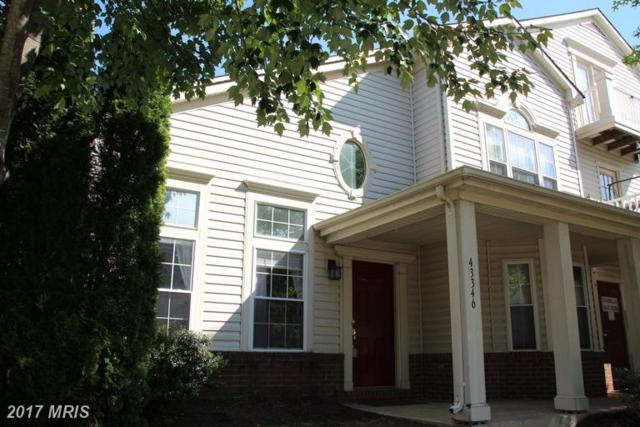 43346 Greyswallow Terrace 49D, Ashburn, VA 20147 (#LO9950609) :: The Cruz Group