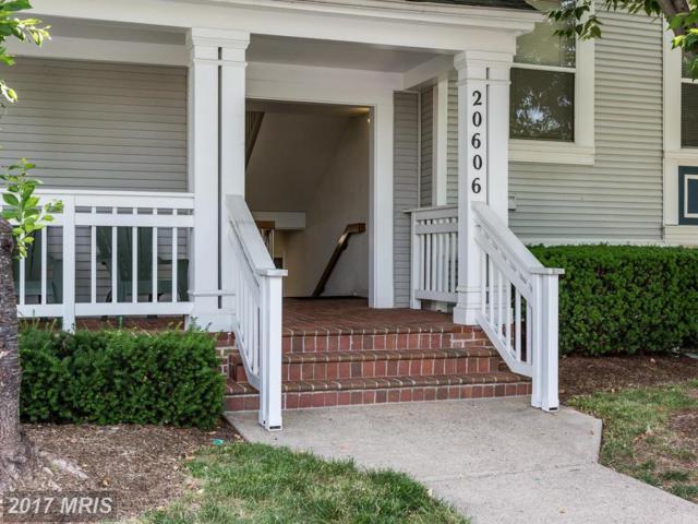 20606 Cornstalk Terrace #101, Ashburn, VA 20147 (#LO9975464) :: LoCoMusings