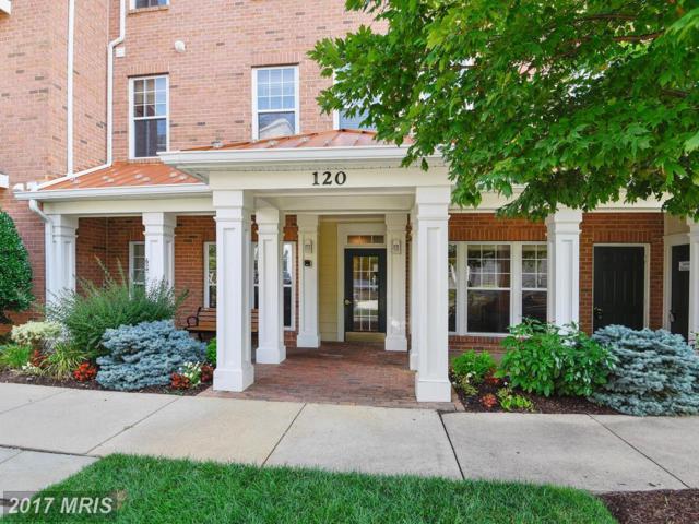 120 Chevy Chase Street #402, Gaithersburg, MD 20878 (#MC10005073) :: Dart Homes