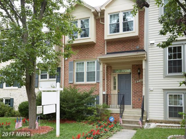 8711 Tryal Court, Gaithersburg, MD 20886 (#MC10031118) :: Pearson Smith Realty