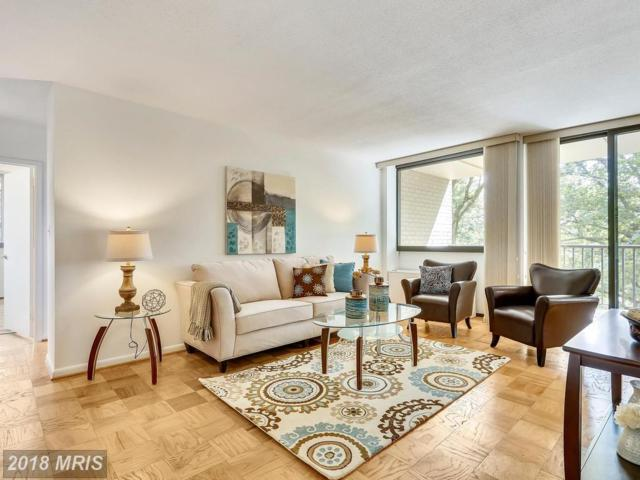 4242 East West Highway #507, Chevy Chase, MD 20815 (#MC10032177) :: Pearson Smith Realty