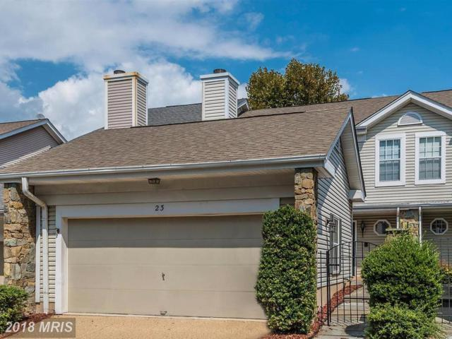 23 Tindal Springs Court, Gaithersburg, MD 20886 (#MC10042370) :: Pearson Smith Realty
