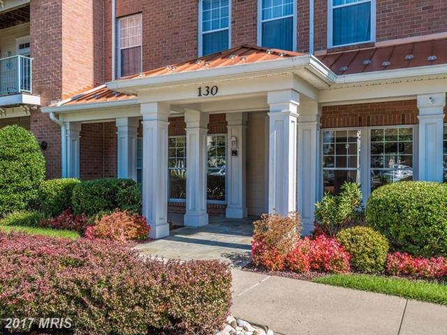 130 Chevy Chase Street #203, Gaithersburg, MD 20878 (#MC10047843) :: Pearson Smith Realty