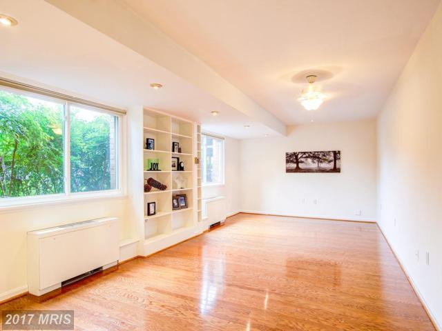 4800 Chevy Chase Drive #103, Chevy Chase, MD 20815 (#MC10056239) :: Pearson Smith Realty