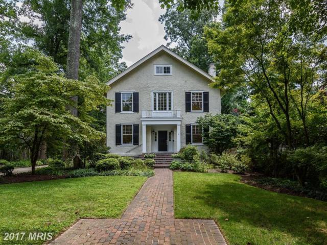 26 W. Kirke Street, Chevy Chase, MD 20815 (#MC10056965) :: Pearson Smith Realty