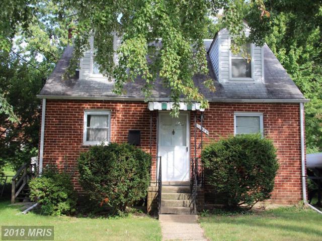 10405 Grandin Road, Silver Spring, MD 20902 (#MC10063626) :: Pearson Smith Realty
