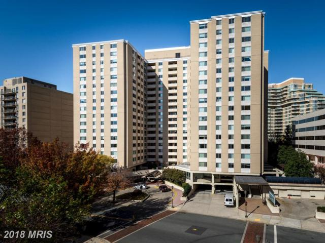 4601 Park Avenue #1205, Chevy Chase, MD 20815 (#MC10096558) :: Pearson Smith Realty