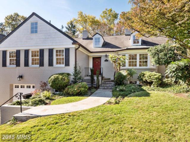 6802 Brennon Lane, Chevy Chase, MD 20815 (#MC10100434) :: Pearson Smith Realty