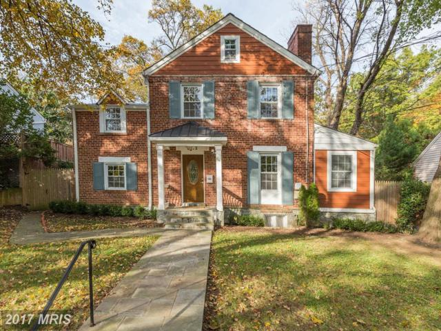 8512 Lynwood Place, Chevy Chase, MD 20815 (#MC10100895) :: The Sky Group