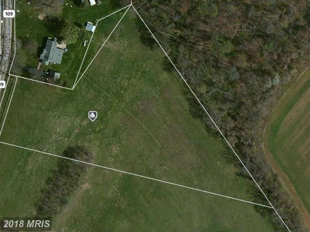 22009 Beallsville Road, Boyds, MD 20841 (#MC10108374) :: Pearson Smith Realty