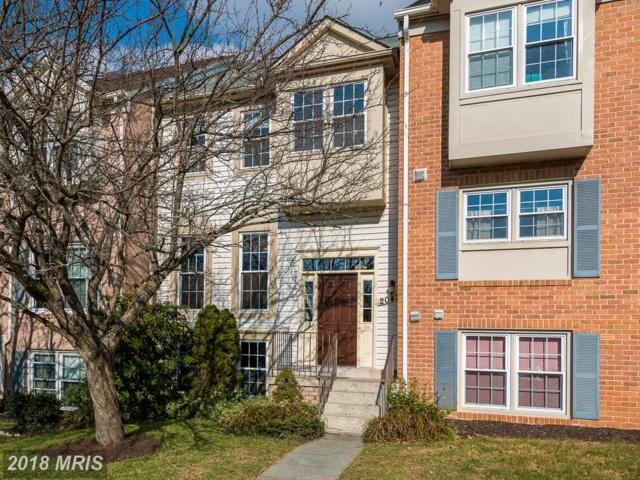 20421 Lindos Court, Montgomery Village, MD 20886 (#MC10110323) :: Pearson Smith Realty