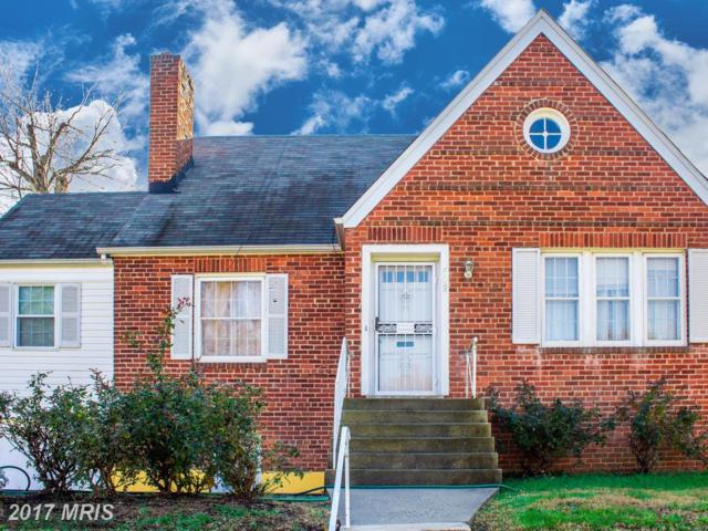 508 Wayne Avenue, Silver Spring, MD 20910 (#MC10115399) :: Pearson Smith Realty
